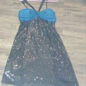 Lulumari sequin dress n.w.t.